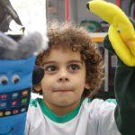 Creches da rede municipal usarão fantoches no aprendizado de 8.600 crianças