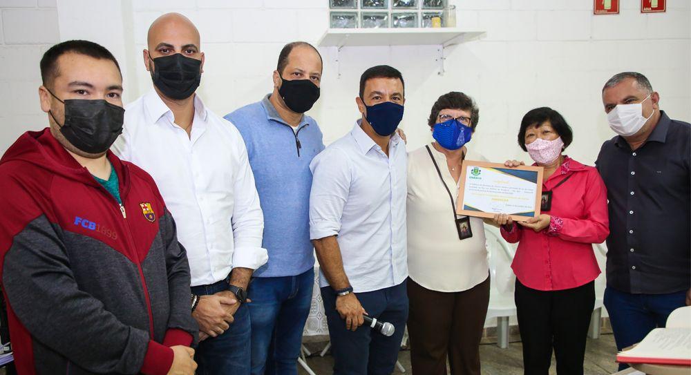 Prefeitura renova permissão de uso de área pública a Anoscar
